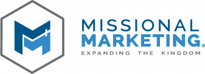 contact missional marketing logo
